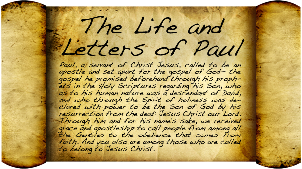 women in the letters of paul The relationship between paul the apostle and women is an important element  in the  letters generally accepted as paul's are romans, 1 and 2 corinthians,.